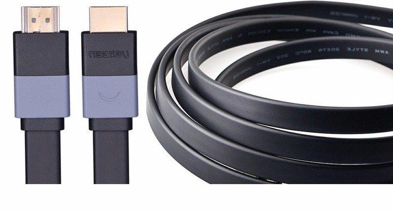 Cáp HDMI Dẹt Ugreen 30109 Chính Hãng