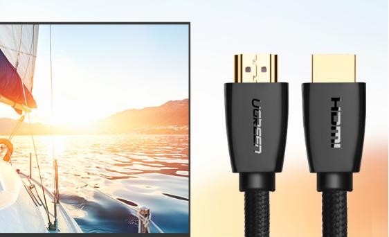 Cáp HDMI 2.0 dài 1,5m ugreen 40409 2K * 4K