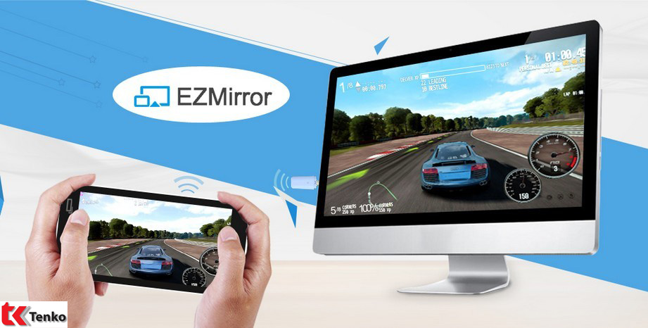 Thiết bị kết nối HDMI không dây EZCast M2 Dongle