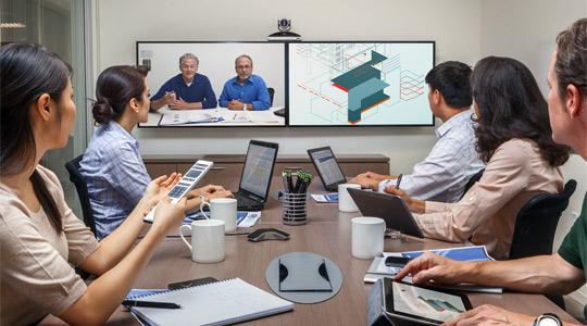 Cáp HDCI cho camera Polycom Group dài 3M