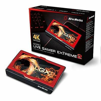 Bộ Ghi Hình HDMI 4K - Live Stream Avermedia GC551