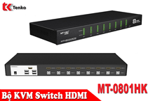 Bộ KVM Switch HDMI 8 In 1 MT-0801HK