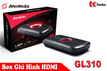 BOX GHI HÌNH HDMI AVERMEDIA GL310 - CAPTURE HDMI