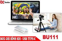 Box Ghi Hình SDI To USB TYPE-C AVerMedia BU111