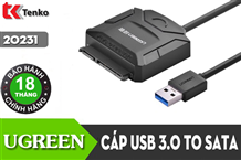 Cáp USB 3.0 to SATA HDD, SSD 3.5 2.5  20231